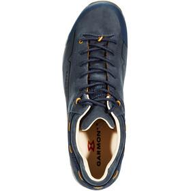 Garmont Miguasha Low Nubuck GTX Shoes Men Navy/Ginger